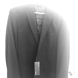 Perry Ellis classic Black Suit Jacket NWT